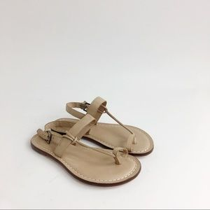 Bernardo Calf Leather Sandals